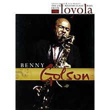 Artists House Benny Golson - The Jazz Master Class Series from NYU DVD Series DVD Performed by Benny Golson