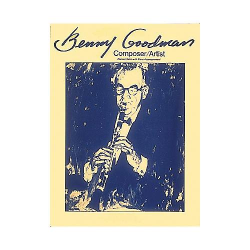 Hal Leonard Benny Goodman - Composer/Artist (Clarinet)