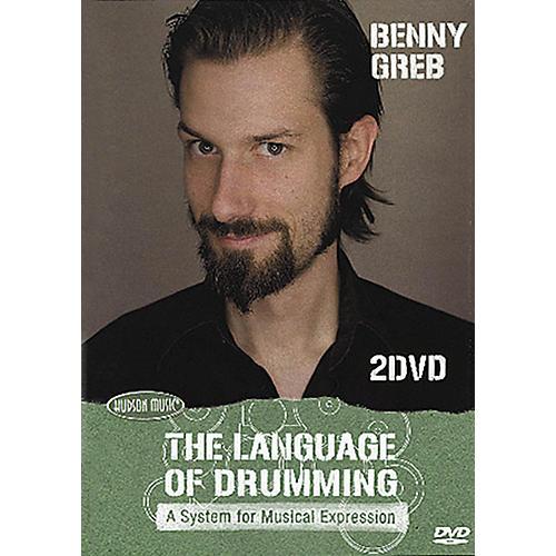 Hudson Music Benny Greb: The Language of Drumming 2-DVD Set