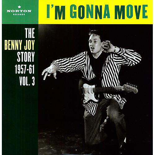 Alliance Benny Joy - I'm Gonna Move, Vol. 3