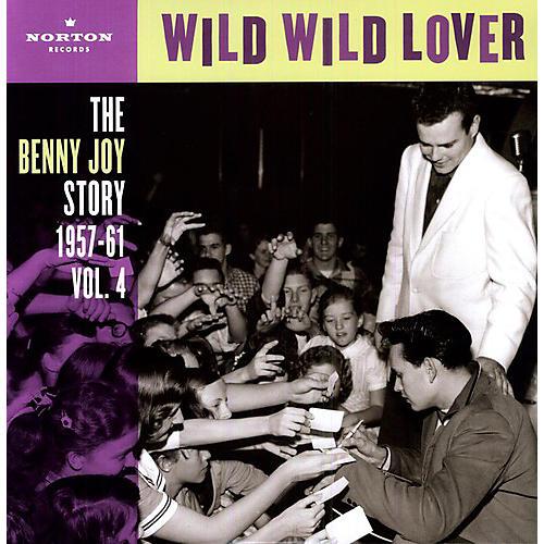 Alliance Benny Joy - Wild Wild Lover, Vol. 4