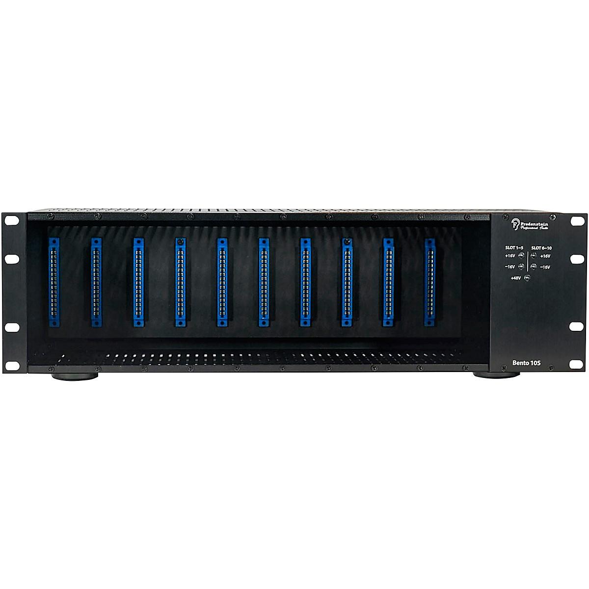 Fredenstein Professional Audio Bento 10S Module Carrier