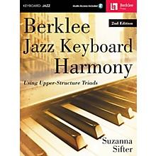 Berklee Press Berklee Jazz Keyboard Harmony - 2nd Edition Berklee Guide Series Softcover Audio Online by Suzanna Sifter