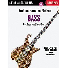 Hal Leonard Berklee Practice Method: Bass Book/CD