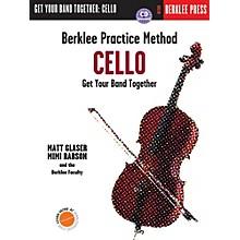 Berklee Press Berklee Practice Method: Cello (Book/CD)