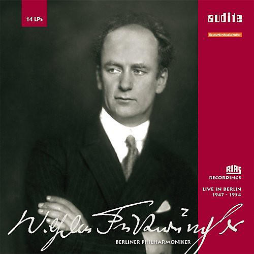 Alliance Berlin Philharmonic Orchestra - Edition Wilhelm Furtwaengler