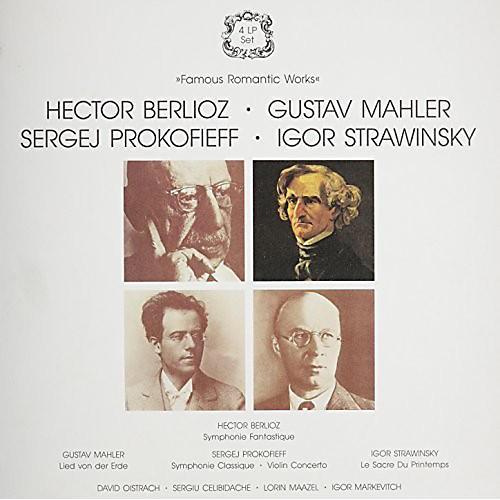 Alliance Berlioz - Famous Romantic Works