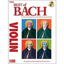 Cherry Lane Best Of Bach Violin
