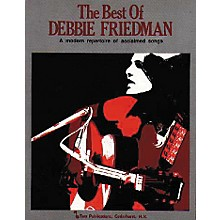 Tara Publications Best Of Debbie Friedman Book