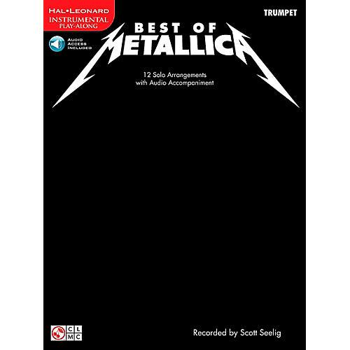 Cherry Lane Best Of Metallica Trumpet