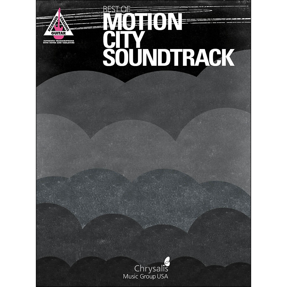 Hal Leonard Best Of Motion City Soundtrack Guitar Tab Songbook