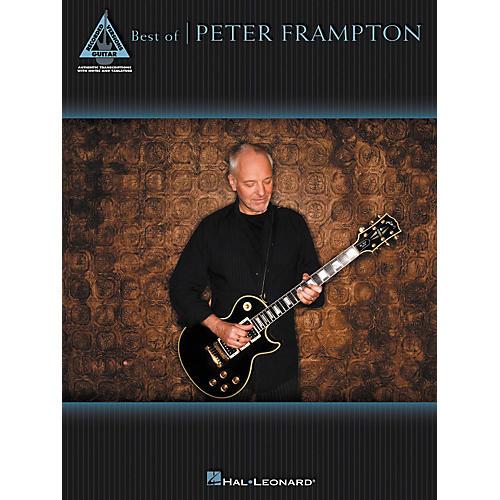 Hal Leonard Best Of Peter Frampton Guitar Tab Songbook