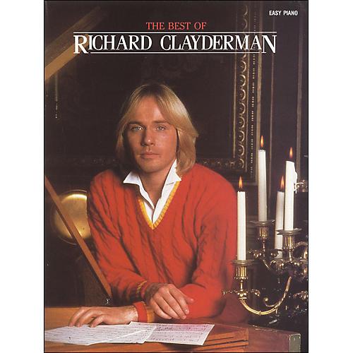 Hal Leonard Best Of Richard Clayderman for Easy Piano