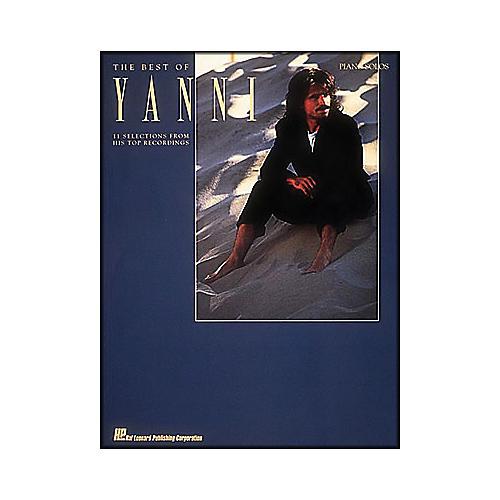 Hal Leonard Best Of Yanni Piano Solos