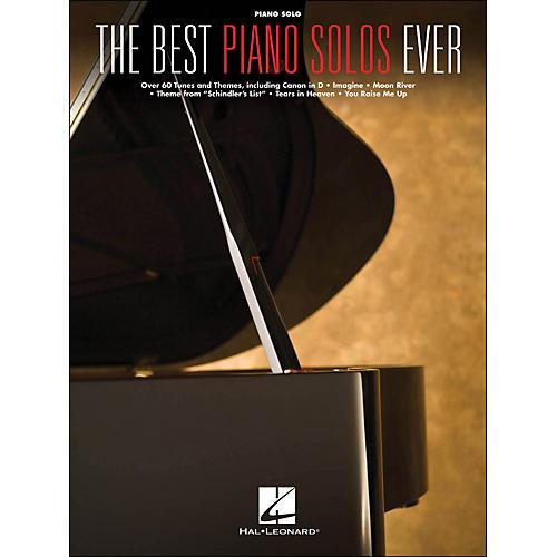 Hal Leonard Best Piano Solos Ever