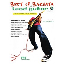 Professional Music Institute Best of Bachata for Lead Guitar Guitar Series Softcover with CD
