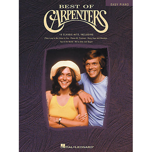 Hal Leonard Best of Carpenters