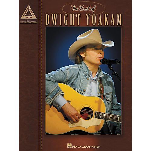 Hal Leonard Best of Dwight Yoakam (Guitar Tab Songbook)