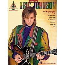 Hal Leonard Best of Eric Johnson Guitar Tab Songbook