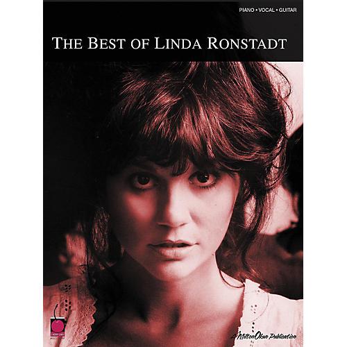 Cherry Lane Best of Linda Ronstadt - Piano/Vocal/Guitar Songbook