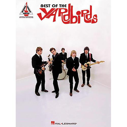 Hal Leonard Best of The Yardbirds Guitar Tab Songbook