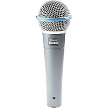 Shure Beta 58A Supercardioid Dynamic Vocal Microphone Level 1