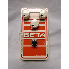 SolidGoldFX Beta Superdrive Bass Effect Pedal