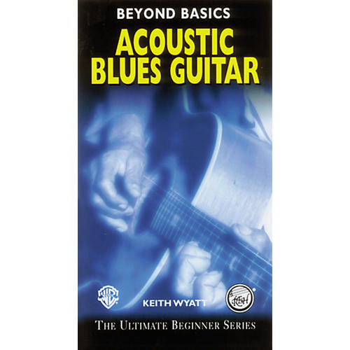 Alfred Beyond Basics - Acoustic Blues Guitar Video