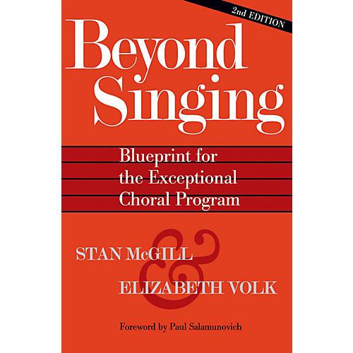 Hal Leonard Beyond Singing (Blueprint for the Exceptional Choral Program) Book/CDR