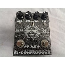 Analogman Bi-compressor Effect Pedal