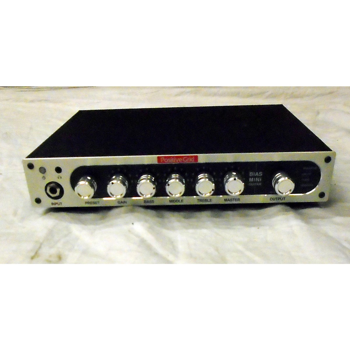 Positive Grid Bias Mini Head Solid State Guitar Amp Head