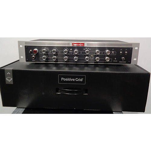 Positive Grid Bias Rack Solid State Guitar Amp Head