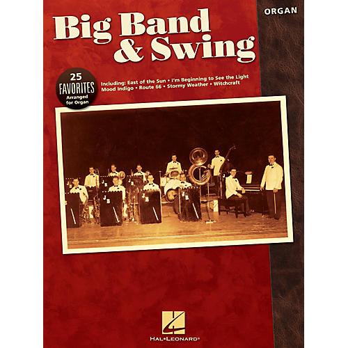 Hal Leonard Big Band & Swing Organ Adventure Series