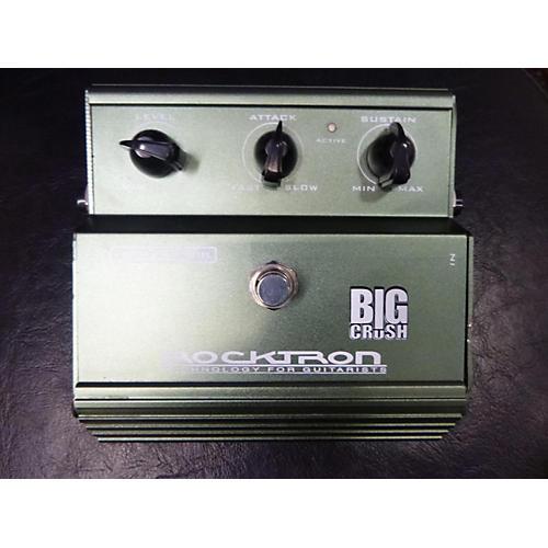 Rocktron Big Crusher Compressor Effect Pedal