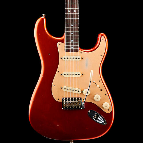 Fender Custom Shop Big Head Stratocaster Journeyman Rosewood Fingerboard Limited Edition Electric Guitar