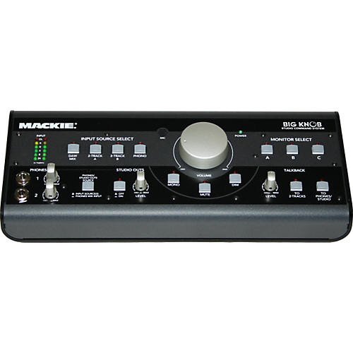 Mackie Big Knob Studio Command System Guitar Center