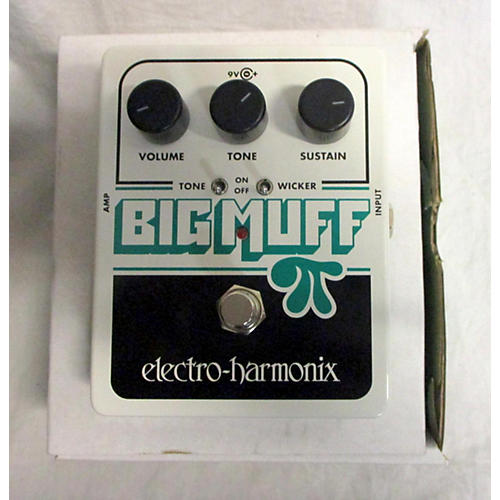 Electro-Harmonix Big Muff Wicker Effect Pedal