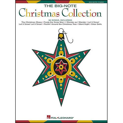 Hal Leonard Big Note Piano Christmas Collection