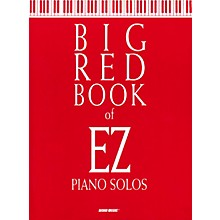 Word Music Big Red Book of EZ Piano Solos Sacred Folio Series (Easy)