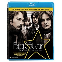 Magnolia Home Entertainment Big Star: Nothing Can Hurt Me (Blu-Ray Disc) Magnolia Films Series DVD Performed by Big Star