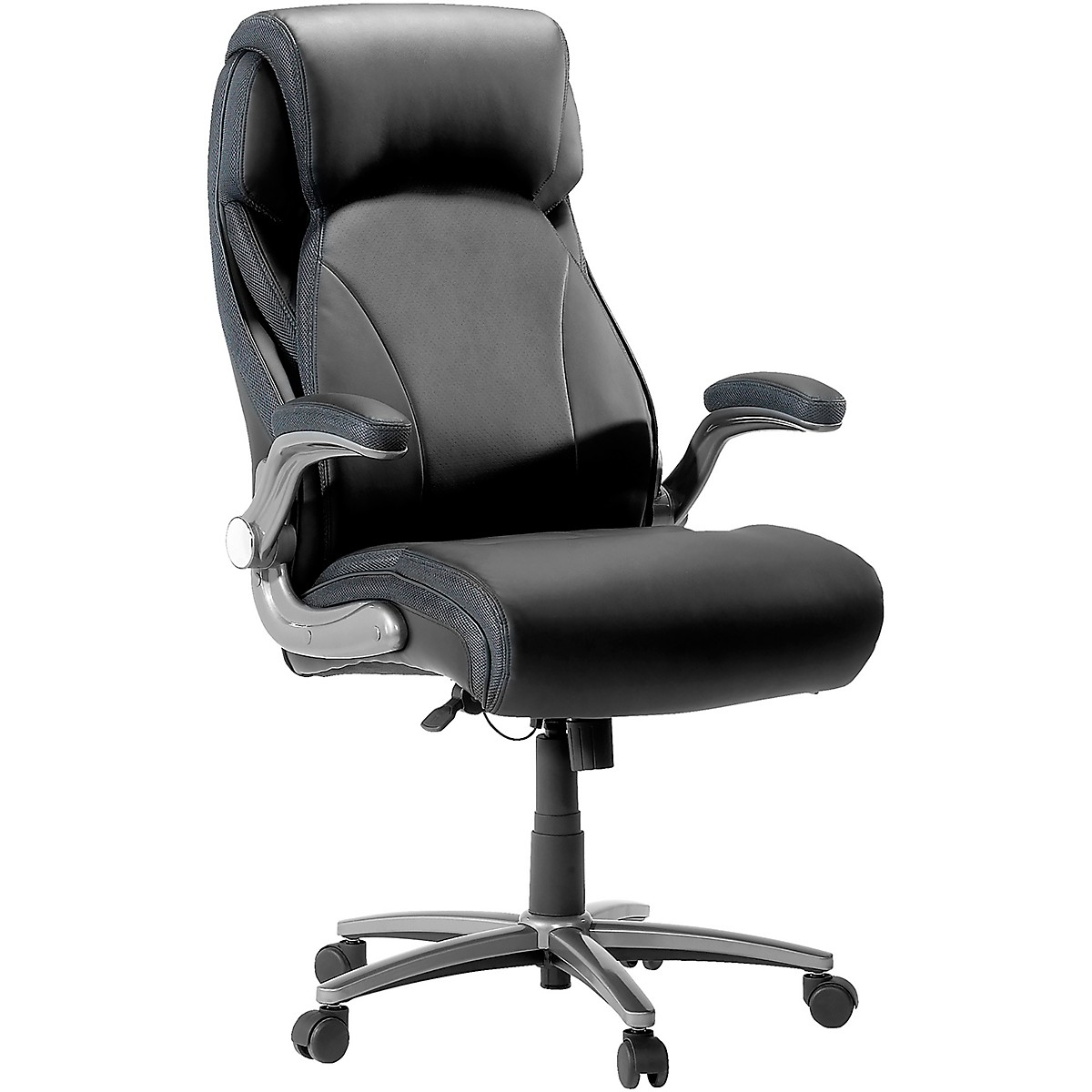 SAUDER WOODWORKING CO. Big & Tall Office Chair Black