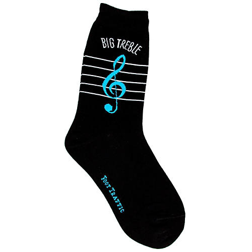 Foot Traffic Big Treble Men's Socks