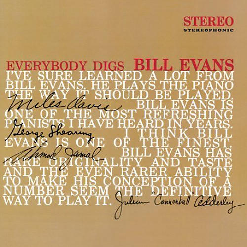 Alliance Bill Evans - Everybody Digs Bill Evans