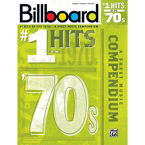 Alfred Billboard No. 1 Hits of the 1970s PVC