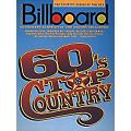 Hal Leonard Billboard Top Country Songs Of The 60's Piano/Vocal/Guitar Songbook thumbnail