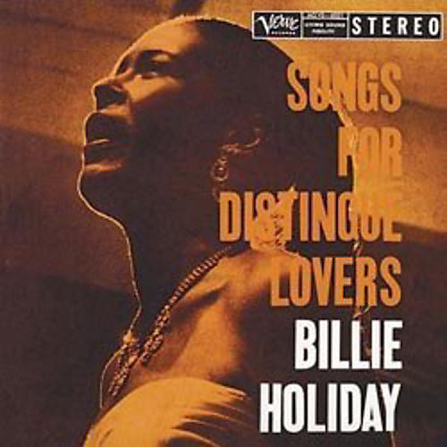 Alliance Billie Holiday - Songs for Distingue Lovers
