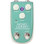 Billionaire Money Laundry Spinning Speaker Effects Pedal