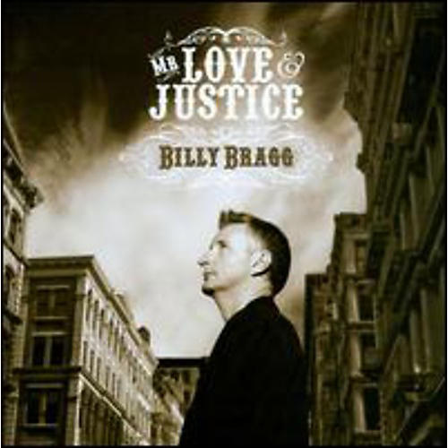 Alliance Billy Bragg - Mr. Love and Justice
