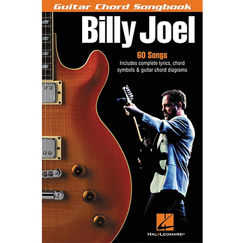 Hal Leonard Billy Joel Guitar Chord Songbook | Guitar Center