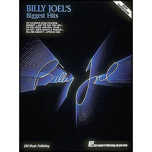 Hal Leonard Billy Joel'S Biggest Hits Alto Saxophone
